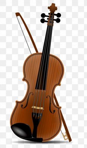 Violin Clipart - Violin Clip Art PNG