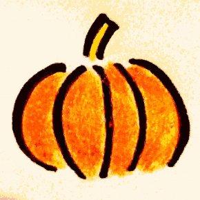 Gold Pumpkin Cliparts - Cucurbita Maxima Pumpkin Pie Drawing Clip Art PNG