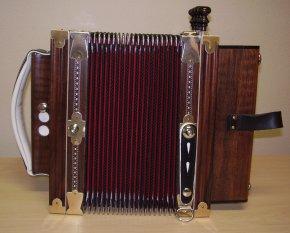 Accordion - Diatonic Button Accordion Musical Instruments Free Reed Aerophone Garmon PNG