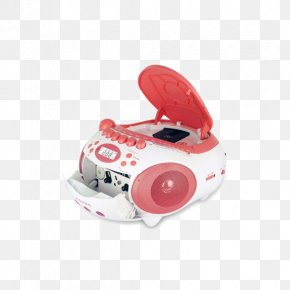 Panda (PANDA) Player Prenatal Machine Tape Recorders USB Red - Tape Recorder USB Flash Drive Compact Cassette Compact Disc PNG