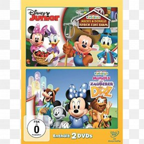 Mickey Mouse - Mickey Mouse Minnie Mouse The Walt Disney Company Goofy DVD PNG