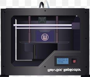 Vector Printer - Printer 3D Printing Office PNG