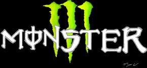 Monster - 2017 Monster Energy NASCAR Cup Series Energy Drink Fizzy Drinks Smoothie PNG