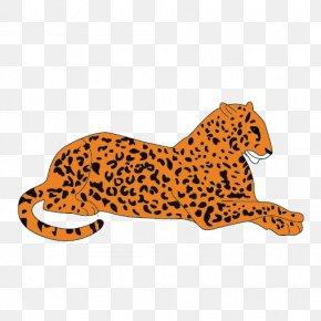 Cheetah - Cheetah Leopard Jaguar Terrestrial Animal Clip Art PNG