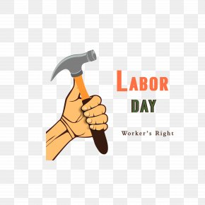 Hand Hammer - International Workers Day Laborer Labor Day PNG