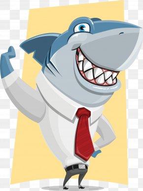 Sharks - Shark Business Clip Art PNG