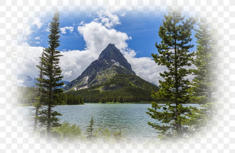 Glacier National Park Glacier County Montana Lake Desktop