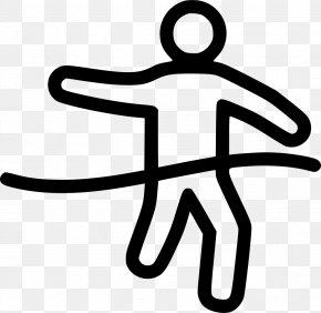 Line - Human Behavior Line Art White Clip Art PNG