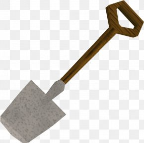 Pictures Of Farming Tools - RuneScape Spade Shovel Hand Tool Clip Art PNG