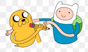 Adventure Time HD - Finn The Human Jake The Dog Ice King PNG