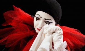Picture Of A Clown - Pierrot The Tears Of A Clown Stock Photography Royalty-free PNG