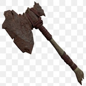 Axe - Stone Age Axe Stone Tool Melee Weapon PNG