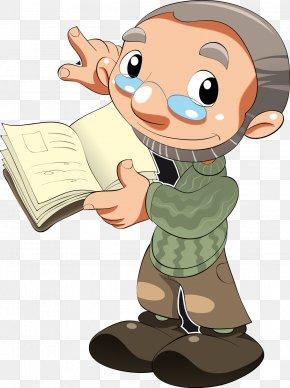 Cartoon Teacher Picture - Teacher School PNG