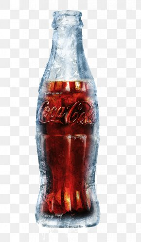 Coca Cola - Coca-Cola Glass Bottle Drink Marketing PNG