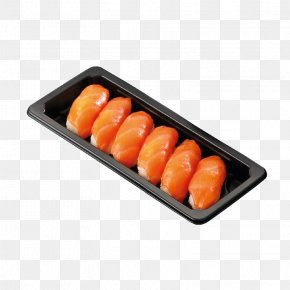 Salmon Sushi - Sushi Sashimi Bento Yakitori Tonkatsu PNG