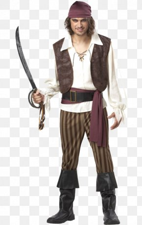 Pirate - Amazon.com Costume Party Piracy Clothing PNG