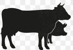 Meat - Beef Cattle Calf Meat Butcher PNG