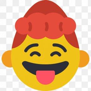 Tongue - Emoticon Smiley PNG