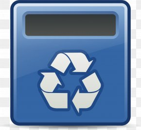 Trash Empty Image Icon - Rubbish Bins & Waste Paper Baskets Recycling Bin Clip Art PNG
