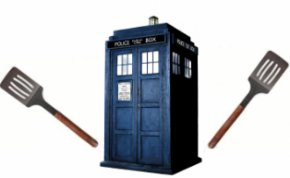 Pictures Of The Doctor - Doctor Who Fandom TARDIS Poster PNG