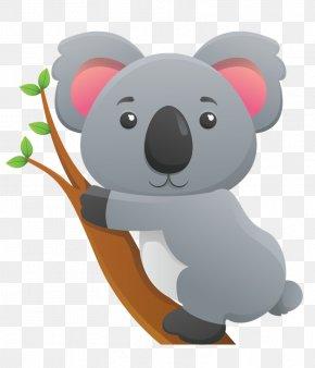 Koala - Koala Bear Giant Panda Clip Art PNG