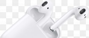 Apple - AirPods Apple Earbuds Headphones IPhone 8 PNG