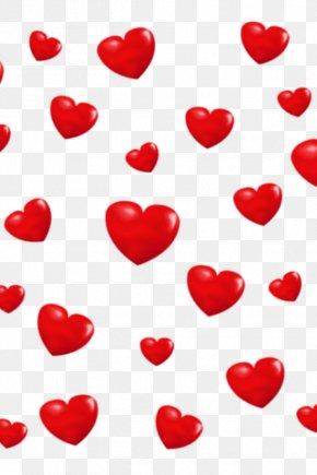 Heart No Background - Valentine's Day Heart Desktop Wallpaper Clip Art PNG