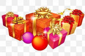 Gift - Clip Art Christmas Gift Birthday PNG