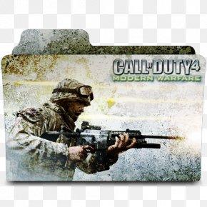 Call Of Duty 4: Modern Warfare Call Of Duty: Modern Warfare 2 Call Of Duty: Black Ops Call Of Duty: Modern Warfare 3 Xbox 360 PNG