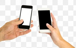Holding A Cell Phone - Smartphone Finger Samsung Galaxy Note 8 Telephone PNG
