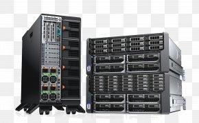 Server - Dell PowerEdge PowerEdge VRTX Blade Server PNG