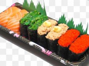 Sushi - Sushi Japanese Cuisine Makizushi Sashimi Chinese Cuisine PNG