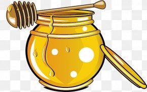 Vector Honey - Honey Euclidean Vector Clip Art PNG