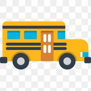 School Bus - School Bus Icon PNG