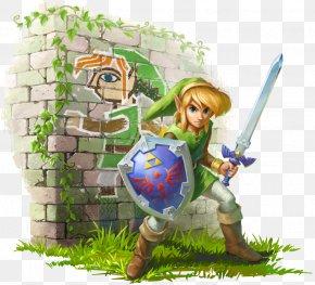 The Legend Of Zelda - The Legend Of Zelda: A Link Between Worlds The Legend Of Zelda: A Link To The Past Super Nintendo Entertainment System PNG