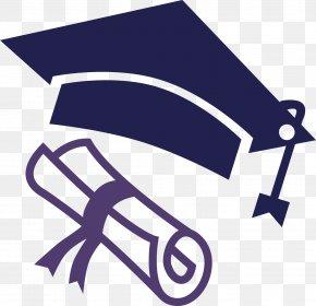 Hat - Graduation Ceremony Square Academic Cap Hat Diploma PNG