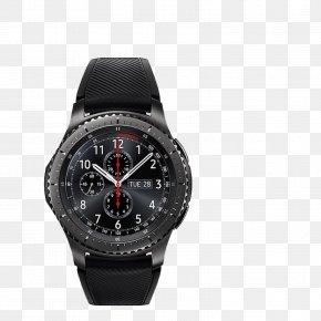 Samsung Gear S3 - Samsung Gear S3 Samsung Galaxy Gear Smartwatch Samsung Gear VR PNG