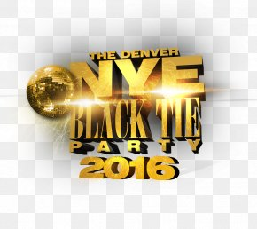 New Year's Eve - Logo Brand New Year's Eve Font PNG