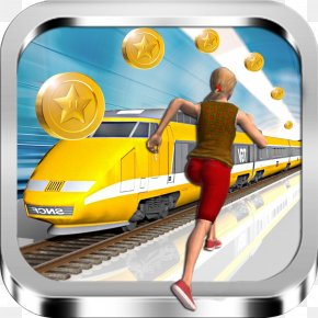 Subway Surfer - Motor Vehicle Mode Of Transport Technology PNG