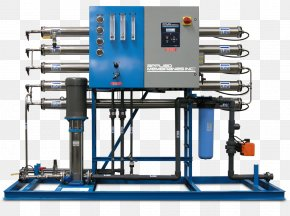 Water - Water Filter Reverse Osmosis Water Treatment Membrane PNG