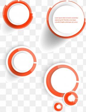 Vector Creative Circle PPT - Circle Infographic Euclidean Vector PNG