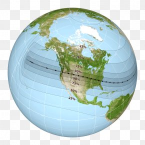 Nasa - Solar Eclipse Of August 21, 2017 Solar Eclipse Of July 22, 2009 Solar Eclipse Of April 8, 2024 Contiguous United States PNG