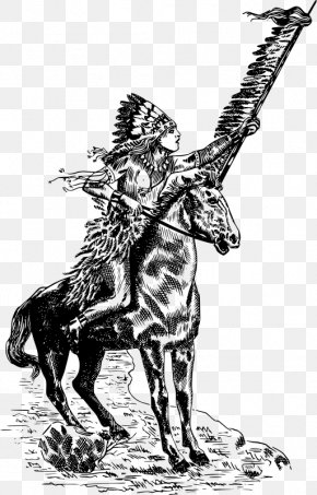 Native - American Indian Horse Native Americans In The United States Indigenous Peoples Of The Americas Clip Art PNG