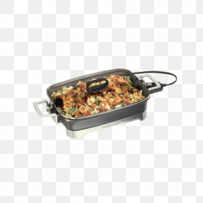 Barbecue - Barbecue Frying Pan Hamilton Beach Brands Slow Cookers Griddle PNG