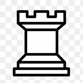 Chess - Chess Piece Rook King Chessboard PNG