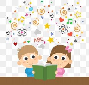 School Children Vector - School Clip Art PNG