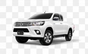 Toyota Pickup Truck - Toyota Hilux Toyota Revo Car Pickup Truck PNG