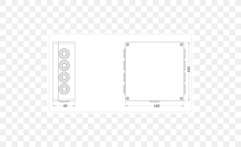 Rectangle Technology, PNG, 500x500px, Technology, Rectangle, White Download Free
