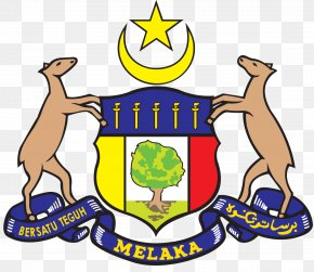 Melaky - Malacca City Coat Of Arms Of Malacca Coat Of Arms Of Malaysia States And Federal Territories Of Malaysia PNG