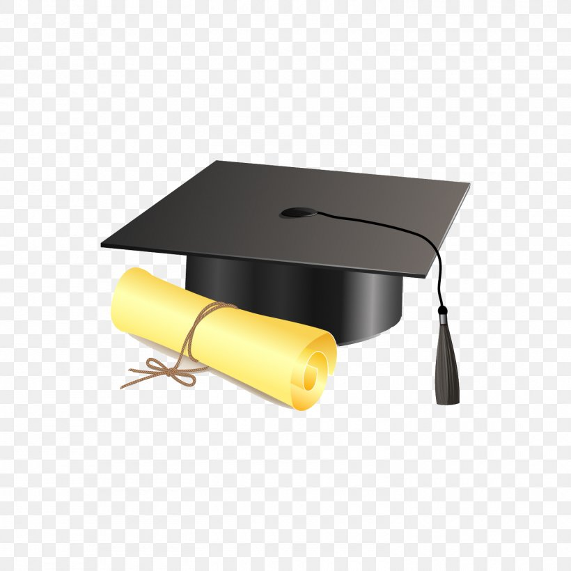 Square Academic Cap Graduation Ceremony Diploma Clip Art, PNG, 1500x1500px, Square Academic Cap, Academic Certificate, Academic Degree, Bachelors Degree, Cap Download Free